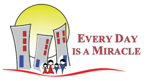 Every Day is a Miracle Logo
